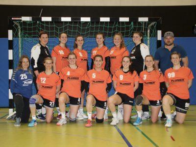 Frauenmannschaft steigt in die Landesliga auf